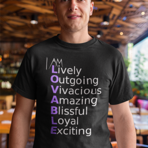 I Am Lovable T-Shirt